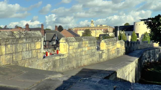 Medieval Walls - York, England video