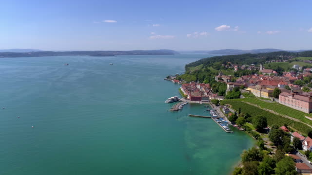 Meersburg on Lake Constance