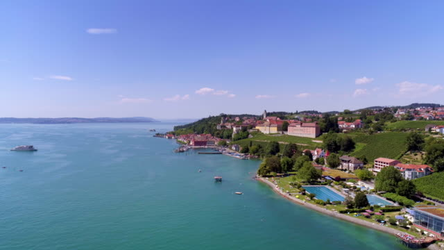 Meersburg on Lake Constance