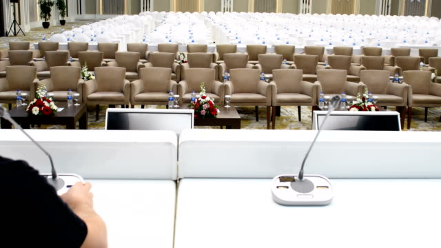 Meeting, Conference Hall