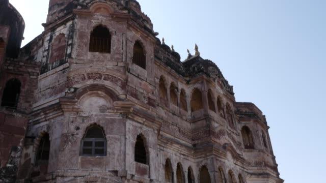 Mehrangarh Fort - Jodhpur, India video