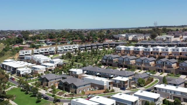 メルボルン郊外 - オーストラリア メルボルン点の映像素材/bロール