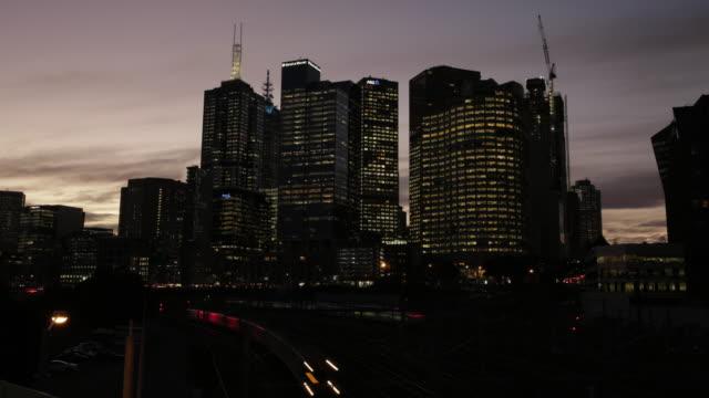 Melbourne timelapse Melbourne sunset timelapse sorpresa stock videos & royalty-free footage