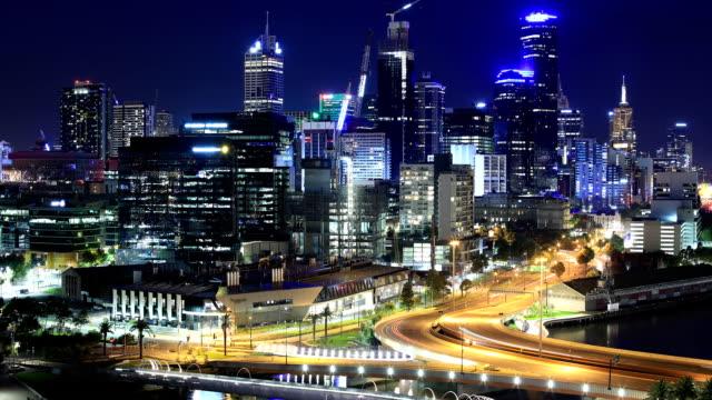 オーストラリア、ビクトリア州、メルボルン - オーストラリア メルボルン点の映像素材/bロール