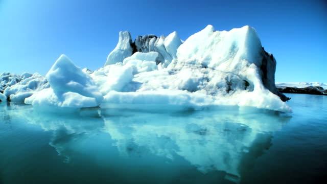 Melting Polar Icecap video