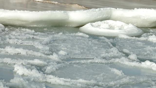 Melting Sea Ice video