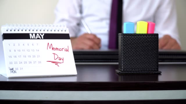 Memorial Day - Special Days video