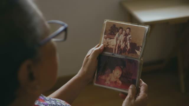 記憶相冊 - 摄影 個影片檔及 b 捲影像