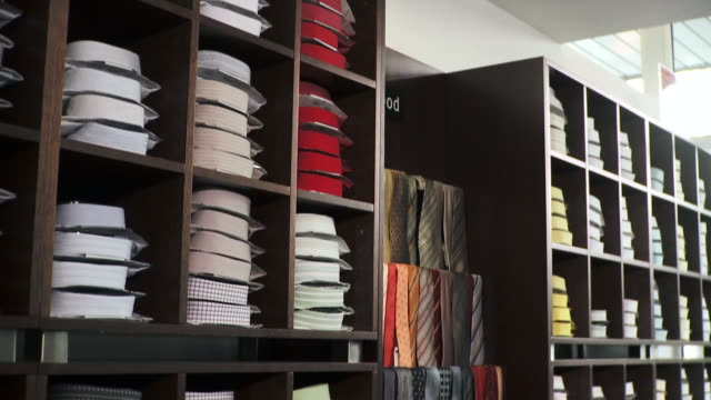 HD: Men Clothing Store video