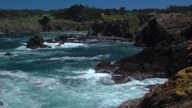 Mendocino Cove video