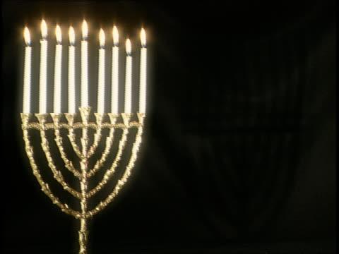 Menorah w/Candles 4 (EFX Added) video