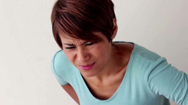 menstruation Schmerzen, Bauchweh, Bauch Schmerzen – Video
