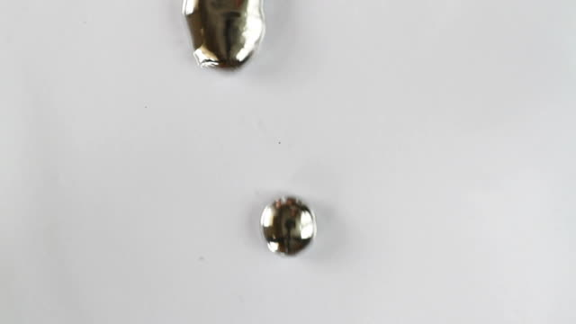 mercury drop video