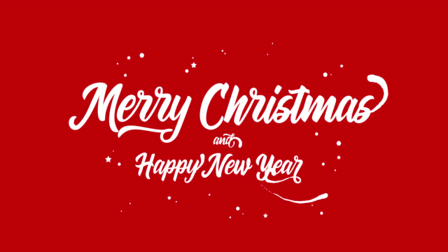 Merry christmas and happy new year animated greeting card stock merry christmas and happy new year animated greeting card stock video more clips of 2019 1043403316 istock m4hsunfo