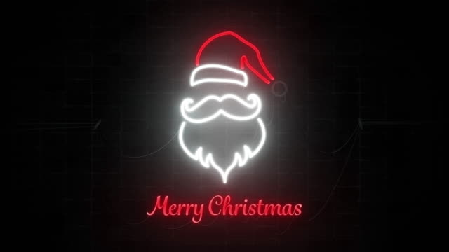 merry christmas and happy new year - christmas background стоковые видео и кадры b-roll
