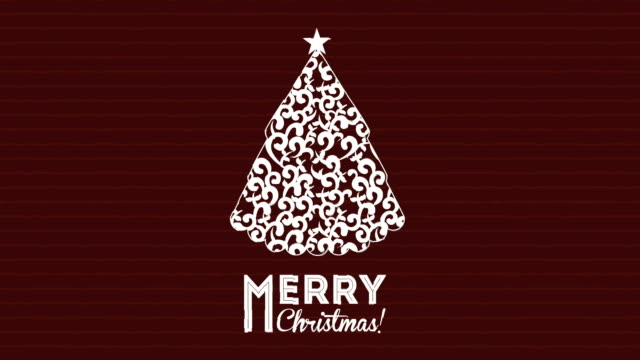 Merry Christmas   video animation video