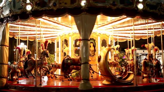 Merry-go-round video