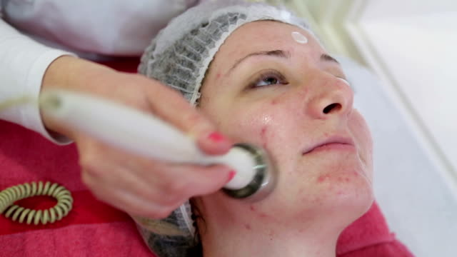 Mesotherapy, anti ageing treatment video