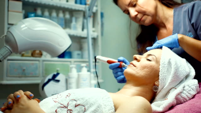 Mesotherapy treatment video