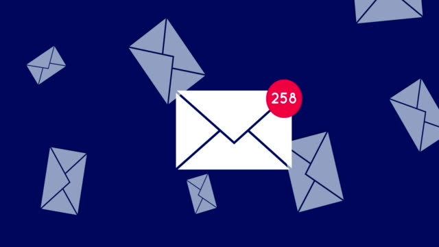 Message envelope and numbers 4k