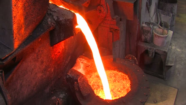 Metal Casting video