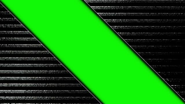 vídeos de stock, filmes e b-roll de porta de metal com tela verde - wall texture
