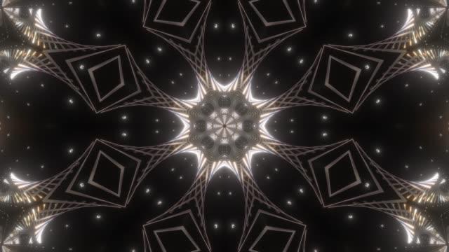 metalic vj loop - colore ciliegia video stock e b–roll