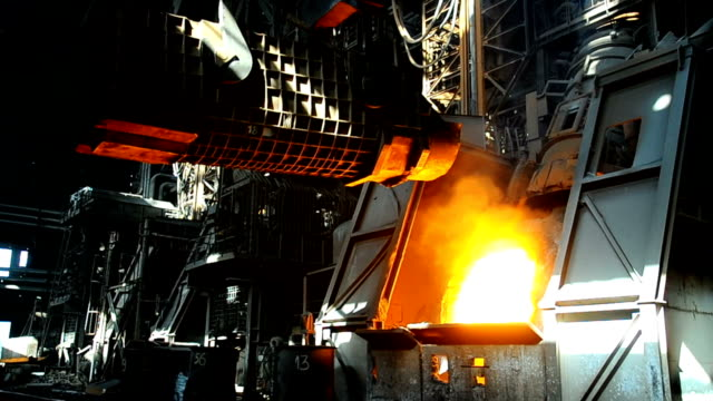 metallurgical works video