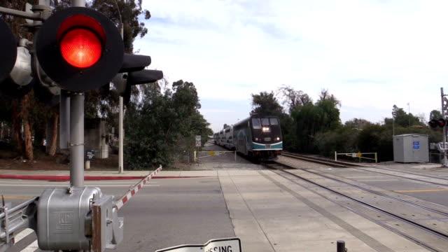 Metrolink Light Rail 1313 Arrival at Claremont Station video