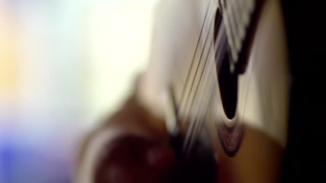Mexican Guitar Slow Motion video