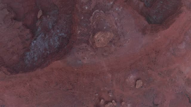 Mexican Hat - the geological formation in Utah