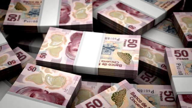 Mexican Pesos video