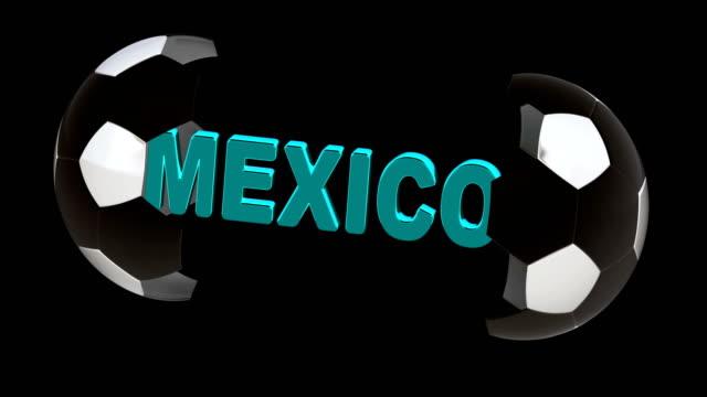 vídeos de stock e filmes b-roll de mexico. 4k resolution. looping. - campeão desportivo