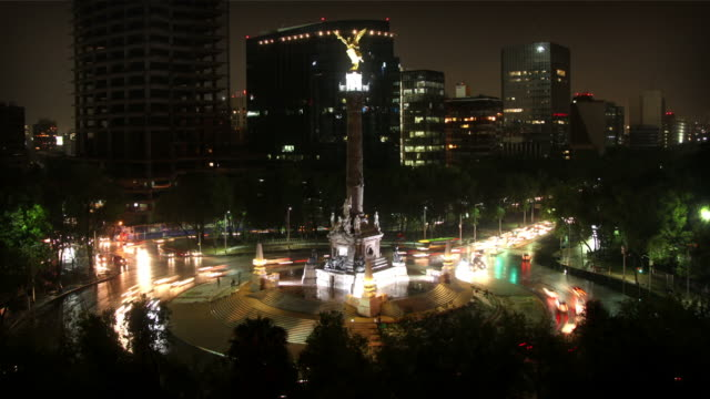 Mexico City, Angel of Indepence video