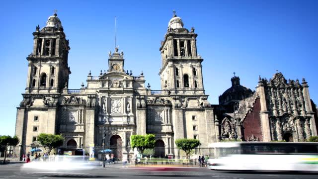 Mexico City, Cathedral Metropolitana video