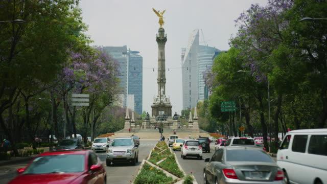 mexico city - город мехико стоковые видео и кадры b-roll