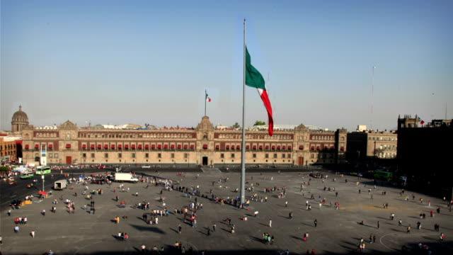 Mexico City (Zocalo) video