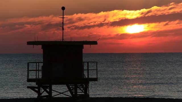 Miami Beach Lifeguard house video