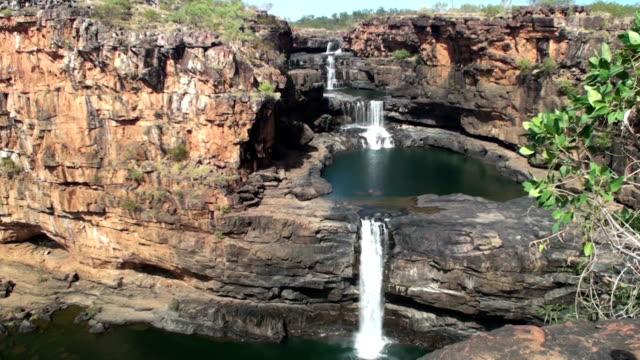 Michell Falls in Western Australia video