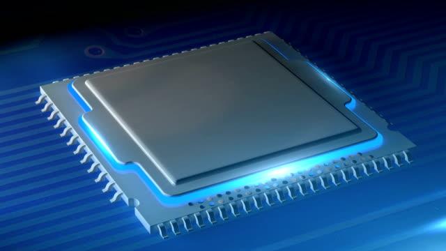 CPU Microchip video