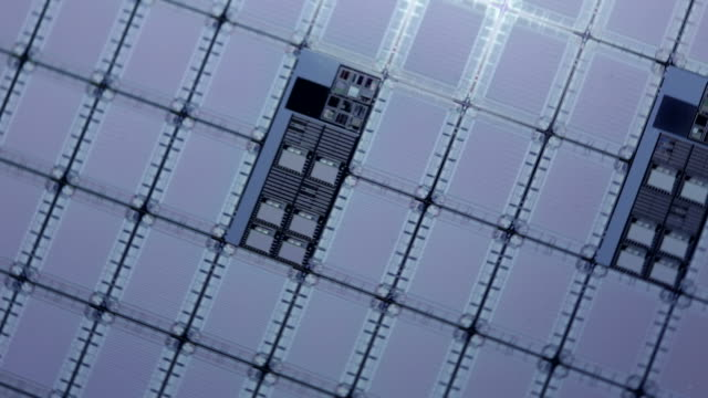 Microchips fabrication video