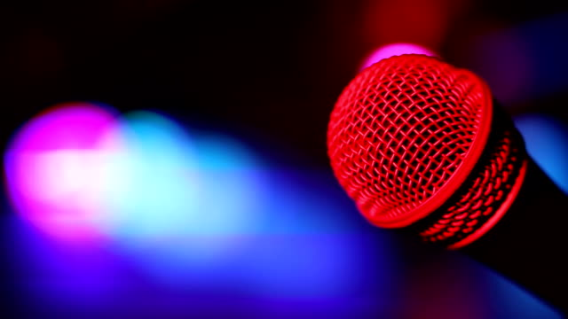 Microphone video