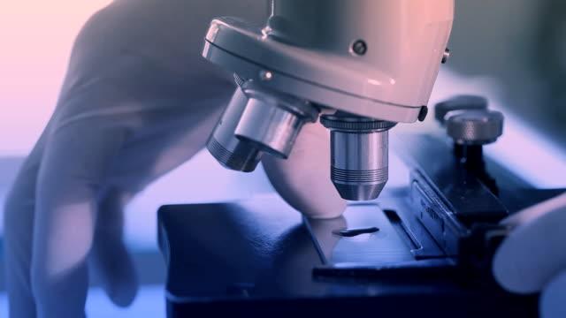 Microscope Wide video