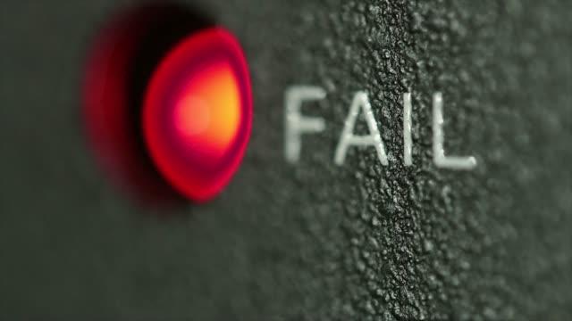 Microwave Link status fail