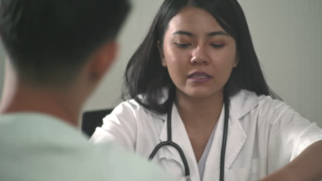 Mid Adult Asian Female Doctor Working Responsibility developing countries stock videos & royalty-free footage