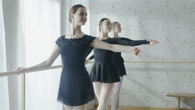 Best Ballet Bar Stock Videos and Royalty-Free Footage - iStock