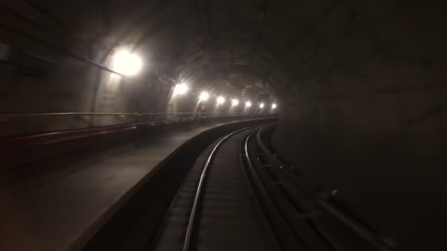 Milan Driverless Subway - M5 Purple Line Metro