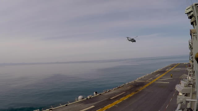 Military Aircraft Taking Off video