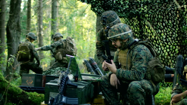 Best Military Radio Stock Videos and Royalty-Free Footage