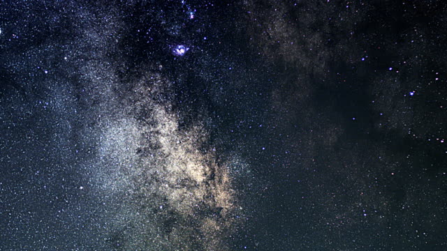 milky way galaxy. milky way time lapse. - bachelor party stock videos and b-roll footage